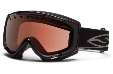 Smith Optics Phenom Turbo Fan Goggles - Black Frame, Rc36 Lenses PH5EBK12