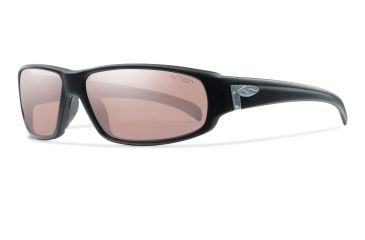 Smith Optics Precept Sunglasses - Matte Black Frame, Polarchromic Ignitor PTGPPIGEVMB