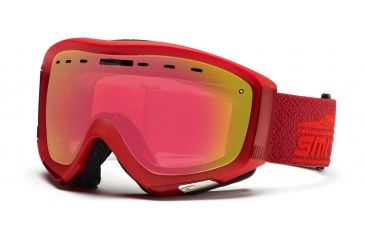Smith Prophecy Goggles, Ember Legacy, Red Sensor Mirror PR6RZEL11