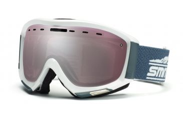 Smith Prophecy Goggles, Glacier Gray Legacy, Ignitor Mirror PR6IGL11