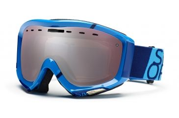 Smith Prophecy Goggles, Lyon Blue Team, Ignitor Mirror PR6IBT11