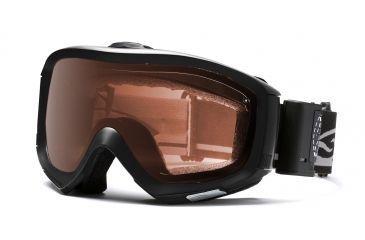 0a24171eec Smith Optics Prophecy Turbofan Snow Goggles - Black Foundation frame