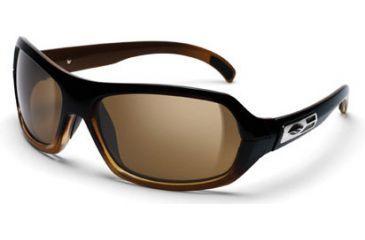 Smith Optics Prophet Interlock Sunglasses - Stout Fade frame, Brown lenses