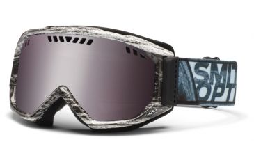 Smith Optics Scope Goggles - Black/White Dark Sky Frame, Ignitor Mirror Lenses SC3IWDS12