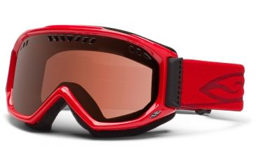 Smith Optics Scope Goggles - Fire Frame, Rc36 Lenses SC3EFR12