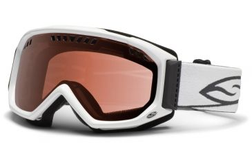 Smith Optics Scope Goggles - White Frame, Rc36 Lenses SC3EWT12