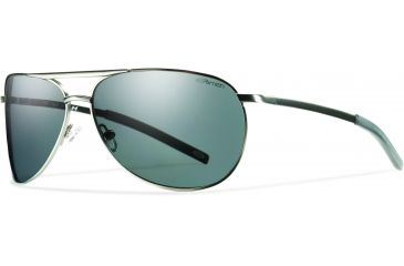 856663a6b37 Smith Optics Serpico Slim Sunglasses - Matte Gunmetal Frame