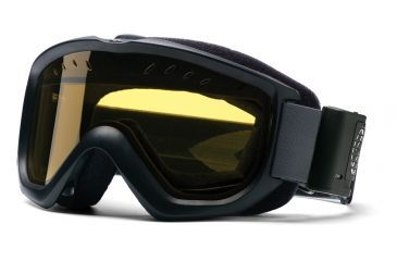 c36f3a56cbc Smith Snow Turbo Option OTG Goggles w  Yellow   Clear AFC Lenses ...