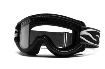 Smith Snow-SME Snowmobile Goggles - Black frame