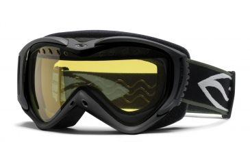 Smith Optics Snow Warp Winter Goggles - Black