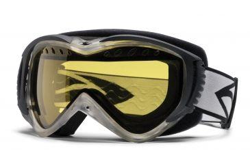 Smith Optics Snow Warp Snowmobile Goggles - Clear