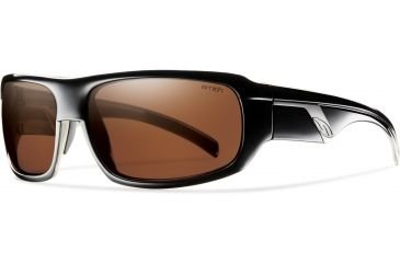 83881bf705 Smith Optics Tactic Sunglasses with Techlite Glass Lenses TCGPBRMC ...