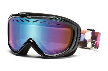 Smith Transit Graphic Goggles, Black Night Out, Sensor Mirror TG3ZKO11