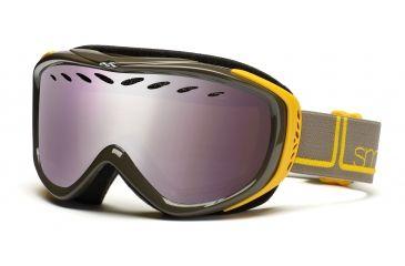Smith Transit Pro Goggles, Yellow Foundation, Ignitor Mirror TP3IYF11