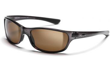 4e66ab698e6 Smith Optics Undertow Black Frame Sunglasses with Polarized Lenses ...