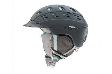 Smith Optics Variant Brim Womens Helmet, Charcoal Leila, Large H13-VWCLLG