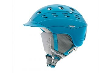 Smith Optics Variant Brim Womens Helmet, Light Blue Twist, Small H13-VWLBTSM