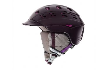 Smith Optics Variant Brim Womens Helmet, Shadow Purple Riviera (Evolve), Large H13-VWPRLG