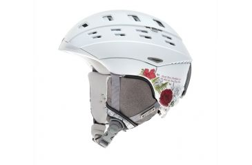 Smith Optics Variant Helmet, White Botanical, Medium H13-VRWBMD
