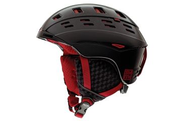 Smith Optics Variant Snow Helmet - Black-Red