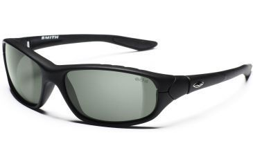 a8520a7e4d0 Smith Optics Whisper Sunglasses with Matte Black Evolve frames and Brown  lenses