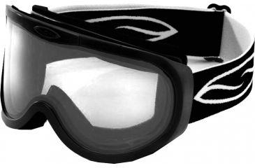 Smith Optics World Cup Snow Goggles - Black Frame, Clear WC2CBK10