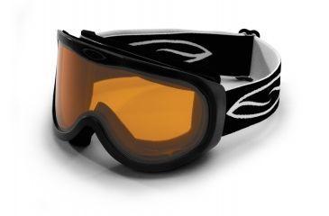 Smith Optics World Cup Snow Goggles - Black Frame, Gold Lite Lens