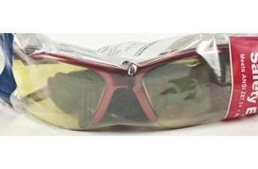 Smith Wesson Equalizer Safety Eyewear, Amber, Universal 21299
