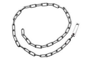 "Smith & Wesson S&W 1840-48"" Chain Restraint Belt 350100-48"