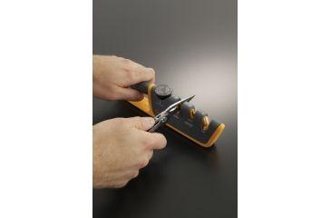 Smiths Sharpeners Adjustable Manual Knife Sharpener 50264