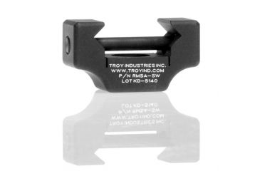 Troy Q.D. 360 Push Button Rail Mount without Swivel SMOU-PBS-00BT-01