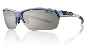 Smith Optics Approach Max Sunglasses - Matte Graphite Frame w/ Polarized Platinum/Ignitor/Clear Lens APMPPGYMMG