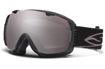 Smith Optics I/O Snow Goggles - Black Frame w/ Ignitor and Blue Sensor Lens IO7IBK12