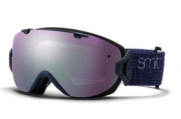 Smith Optics I/OS Snow Goggles - Dusk Crossing Frame w/ Ignitor and Blue Sensor Lens IS7IDC13