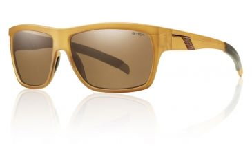 Smith Optics Mastermind Sunglasses - Matte Honey Frame w/ Brown Lens MMPCBRMHN