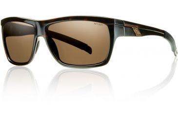Smith Optics Mastermind Sunglasses - Tortoise Frame w/ Brown Lens MMPCBRTT
