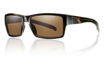 Smith Optics Outlier Sunglasses - Tortoise Frame w/ Brown Lens OUPCBRTT