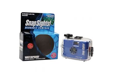 Snap Sights Waterproof 25' Reuse Camera SS04