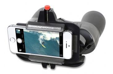 2-Snapzoom Universal Matte Black Digiscoping Adapter