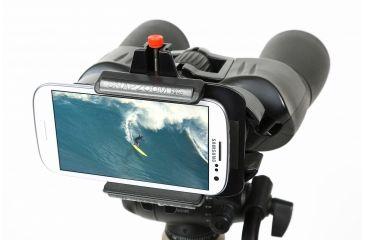 3-Snapzoom Universal Matte Black Digiscoping Adapter