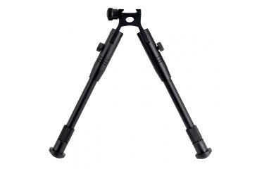 3-Sniper Tactical High Profile Folding / Height Adjustable BiPod