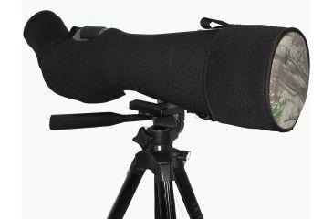 Snug Fit Spotting Scope Skin Leica 77 mm Straight SK84 / SK85