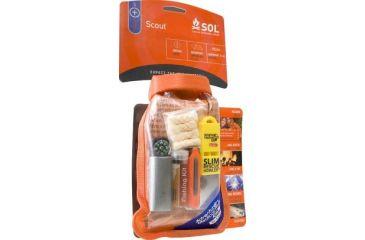 SOL Scout Emergency Survival Kit 0140-1727