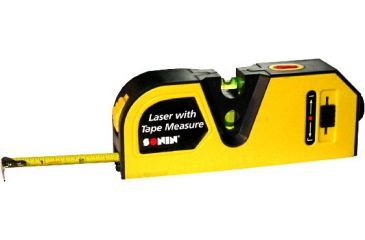 Sonin Laser Level with Tape Measure 50902