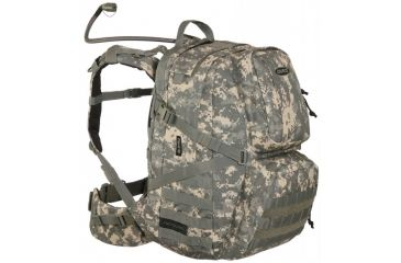 Source Patrol Hydration Pack - 3L/100oz Volume, 33L Cargo, ACU, ACU 4010233003