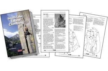 South Lake Tahoe Climbing, Chris Mcnamara, Publisher - Wilderness Press