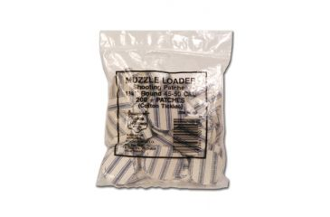 Southern Bloomer Muzzleloader Shooting Patches Tickies 110