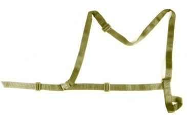 Spec Ops 101 Three-Point Combat Weapon Sling, M16, Coyote Brown