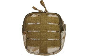 Spec Ops General Purpose Tactical Pouch, DDC Desert Digital 100780125