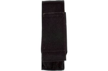 Spec Ops Tactical Light Deluxe Military Sheath, Black 100430101